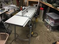 FESTOOL ROUTER TABLE WITH FESTOOL 110V 1400W ROUTER