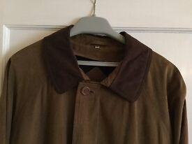 Gentleman's country style coat.