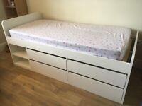 Children's Single bed with Storage