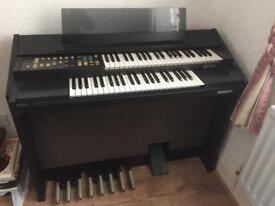 Hohner E1 Macro Sampling Electric Organ