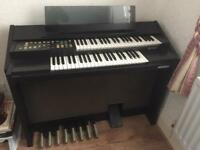 Hohner E1 Macro Sampling Electric Organ
