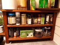 High quality wooden organizer