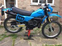 Ts125er