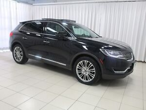 2016 Lincoln MKX DONT MISS THIS INCREDIBLE DEAL!! FULLY LOADED R
