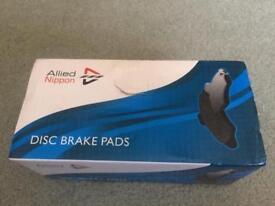 Peugeot 406 brake pads front