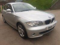 BMW 1 SERIES 2.0 120D SPORT 5d AUTO 161 BHP PARKING SENSORS, FULL YEAR MOT