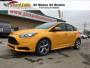 2013 Ford Focus ST Base 2013 FOCUS ST!! PREMIUM ALLOYS!! 252...
