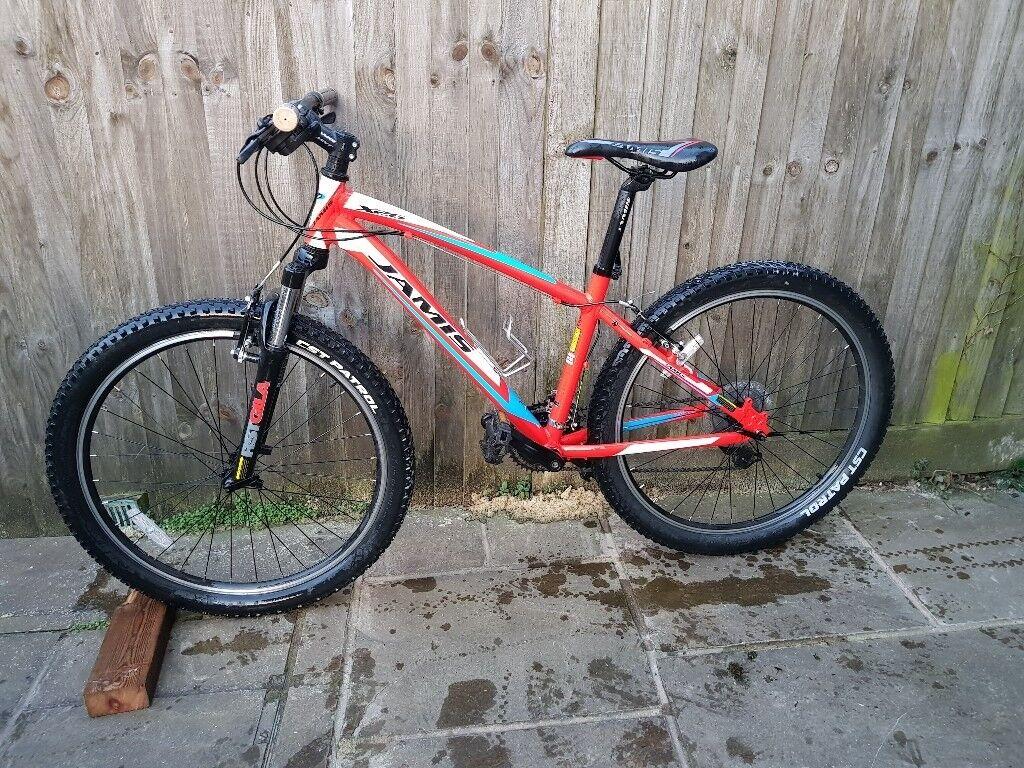 Jamis X26 mountain bike