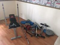 Gym stuff for sale all for £50