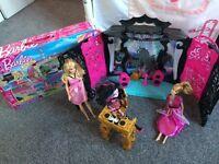 Monster high & Barbie bundle