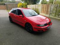 Seat Leon 1.4 petrol, Mot, runs and drives, offers or swaps