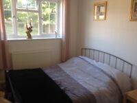 Double room to rent in 4 bed detached house.