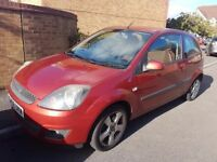 2007 '56' Ford Fiesta 1.4 Freedom Mot Feb 18
