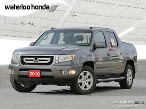 2010 Honda Ridgeline VP Sold Pending Delivery...One Owner, AW...