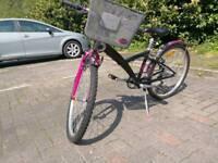 Btwin kids girls bicycle- beauty!!