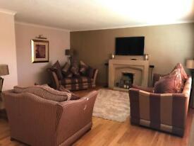 Large 3 piece Suite
