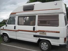 CAMPERVAN BUYER, VALUE YOUR MOTORHOME,WE BUY ANY CAMPERVAN HYMER ADRIA TALBOT VW FORD ANYTHING