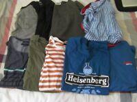 Mens Clothes Bundle Size Medium