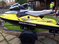 Jet ski seadoo 1000cc xp