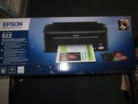 Epson S22 Printer New in Sealed Box
