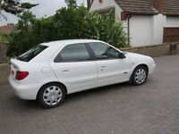CITROEN XSARA HATCHBACK HDi DIESEL ENGINE 2001 73000 MILES GOOD CONDITION OWNED FROM NEW