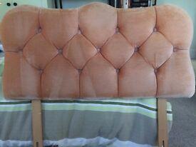 Single bed headboard - beautiful condition