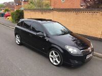 2008 Vauxhall Astra SRI XP 1.9 CDTI 150 BHP Pan Roof Panoramic Sunroof Heated Seats 2 Keys Top Spec