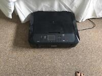 Wifi printer scanner