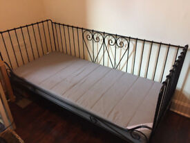 Day Bed (IKEA Meldal) with mattress