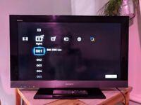 SONY 32 INCH LCD HDTV