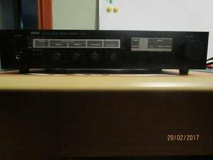 Yamaha A-05 Natural Sound Amplifier Grange Brisbane North West Preview
