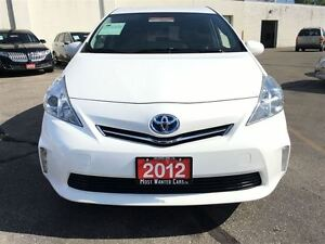 2012 Toyota Prius v Base (CVT)   CAMERA   NO ACCIDENTS Kitchener / Waterloo Kitchener Area image 9
