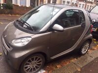 smart fortwo 0.8 diesel 2010 passion automatic £2495
