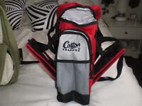 COTTON TRADER INSULATED BACK PACK. AS NEW. GOOD FOR A PRESENT
