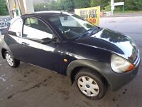 2004 ford ka 1.3 only 50k miles 11 months mot taxed DRIVEAWAY OR DELIVERY AVAILABLE