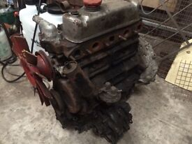 998 mini engine and spares