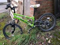 Kids 20 inch mountain bike
