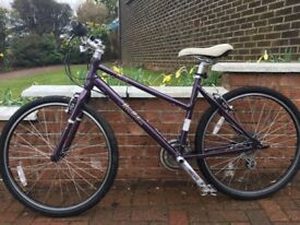 Pendleton bike, hardly used! Suit teenager/small adult. Cost £240. For sale £100