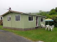 Holiday Chalet for hire in Wales Near BARMOUTH