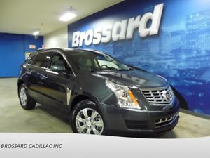 2016 CADILLAC SRX AWD Luxury