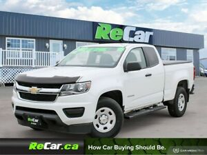 2015 Chevrolet Colorado 6-SPEED | 2.5L | LOCAL TRADED