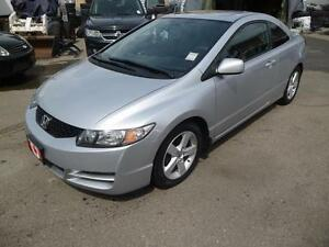 2009 Honda Civic Cpe LX