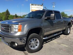 2007 GMC Sierra 2500HD All-New SLE Wow! Cleanest 07 you will...