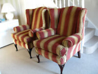 Multiyork Murrayfield chairs Original /Vintage in family from new