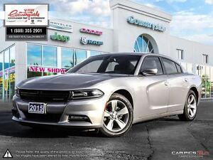 2015 Dodge Charger SXT *V6, HEATED SEATS, REMOTE START*