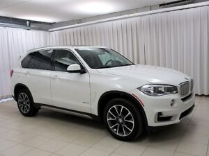 2017 BMW X5 35i x-DRIVE SUV w/ NAV, HEADS UP DISPLAY, PANO ROO