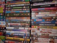 Wide range of second hand DVDs for sale- Excellent condition