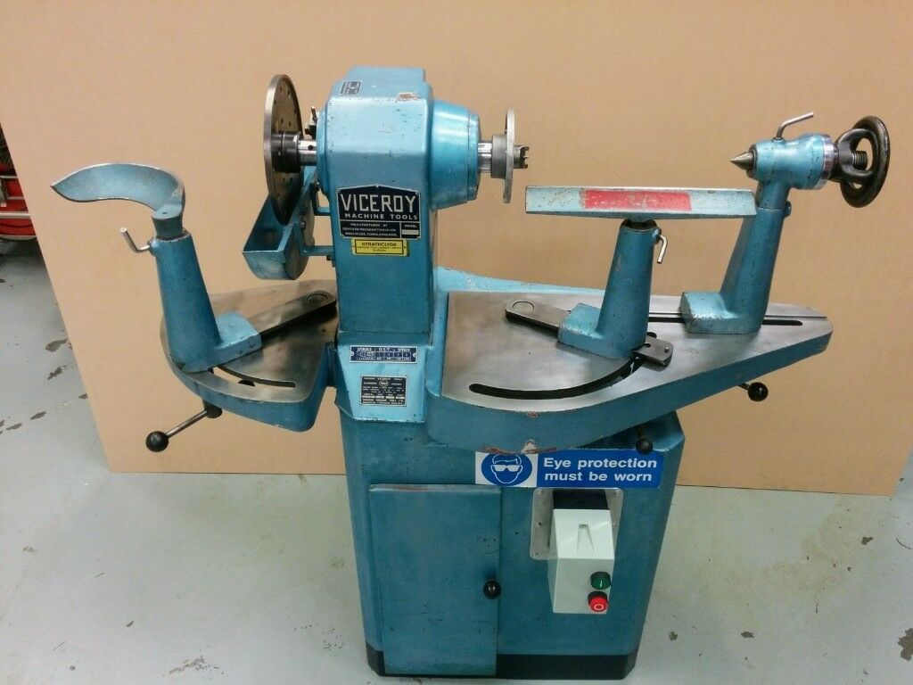 Viceroy TDS6 Short Bed Wood Lathe  Ex High School  240V Version and Deliv   Available  | in Monifieth, Dundee | Gumtree