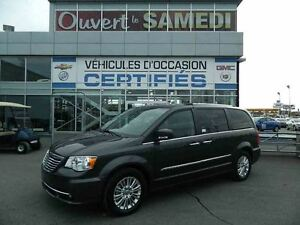 2016 Chrysler Town & Country Limited TOUT EQUIPE+ DEMARREUR A DI