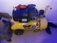 Wolf Cheyenne super air compressor